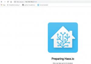 Installazione di HomeAssistant su Raspberry