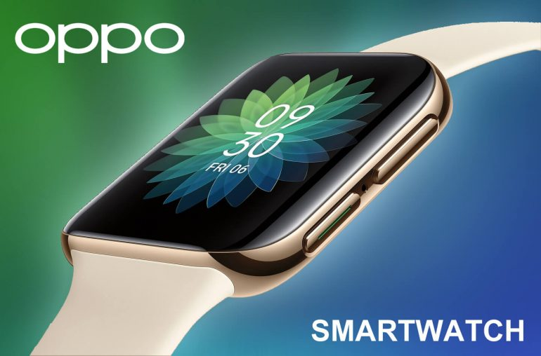Oppo Watch, il primo smartwatch di Oppo.